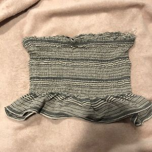 WORN ONCE - Tube Top